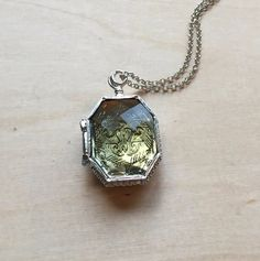 Harry Potter Horcrux Locket Necklace Lord Voldemort