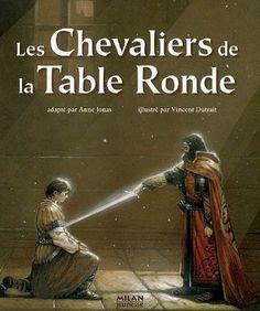 CDI - COLLEGE EDGAR FAURE - Les chevaliers de la table ronde
