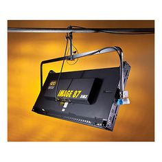 Kino Flo Image 87 DMX Yoke Mount Fixture B&H praying God sends us partners to donate towards these vital tools for ministry! Thx in advance!  Donate at. Www.markfilkey.com