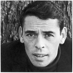 Jacques Brel (1929-1978) - Belgian singer-songwriter who composed and performed literate, thoughtful, and theatrical songs - Photo Hubert Grooteclaes