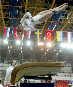 championnats d'Europe 2002 en gymnastique artistique