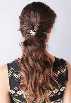 Lilla Rose braided leather Celtic Knot...beautiful!!!