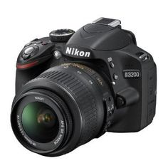 Nikon Digital SLR Camera with Megapixels and VR Lens Included (Available in Black and Red) - Nikon - Trending Nikon for sales. - Nikon Digital SLR Camera with Megapixels and VR Lens Included Nikon D3000, Nikon Dslr, Dslr Cameras, Camera Lens, Canon 35mm, Canon Eos, Camera Tripod, Leica Camera, Video Camera