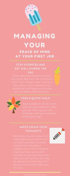 An Introverted Girl's Guide to Her First Job