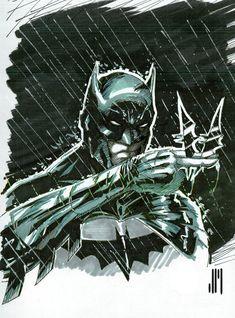 Batman by artofJEPROX.deviantart.com on @deviantART