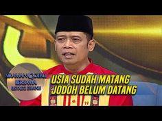 Usia Sudah Matang, Jodoh Belum Datang - Siraman Qolbu (21/10) - YouTube 21st, Youtube, Youtubers, Youtube Movies