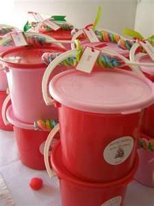 party pails for your pals