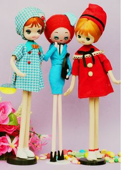 pose dolls