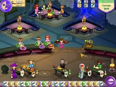 Amelie's Cafe: Halloween Game Download    Help Amelie cater to guests dressed up as ghosts, goblins and vampires! Keep her cooks busy and more in this fast-paced and exciting Time Management game! Rack up big money in Amelie's Cafe: Halloween, and purc   Video Game Systems  Information.