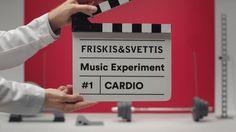 "RBG6 | Friskis & Svettis ""Music Experiment - Cardio"""