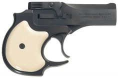 High Standard Derringer - .22 Magnum.Loading that magazine is a pain! Get your Magazine speedloader today! http://www.amazon.com/shops/raeind