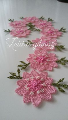 Pretty Birthday Cakes, Thread Work, Crochet Motif, Diy And Crafts, Crochet Earrings, Chokers, Embroidery, Knitting, Model