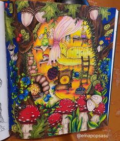 Coloring Books, Coloring Pages, Markova, Prismacolor, Enchanted, Celebrations, Fairy, Van, Photo And Video