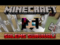 CHRISTMAS COTTAGE! [104] Salems Survival! #Minecraft PC - YouTube