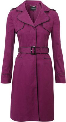 ShopStyle: Hobbs Kirsten Mac DZ - perfect shaping but not the contrast piping