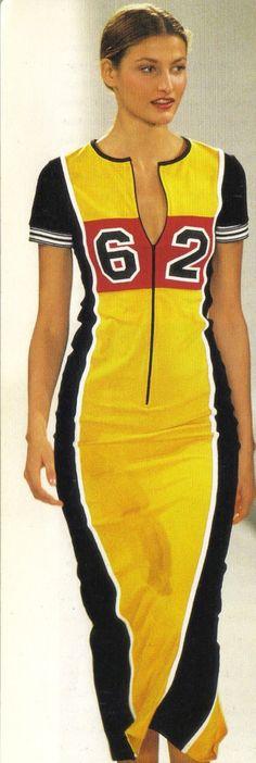 1994 - DKNY show