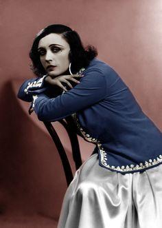 Pola Negri - Zdjęcie z lat 30-stych