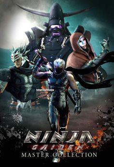 Ryu Hayabusa, Ninja Gear, Arte Ninja, Ninja Gaiden, Final Fantasy Characters, Mileena, Samurai Art, Animation Reference, Doa