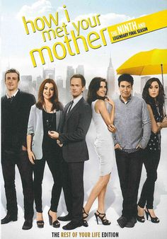 The popular sitcom's ninth and final season transpires almost entirely during the wedding weekend of Barney (Neil Patrick Harris) and Robin (Cobie Smulders). The series moves to Long Island as the hap