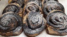 Csupa csoki Dia Wellness kakaós csiga: CSAK 12 g CH/db! Muffin, Paleo, Wellness, Cookies, Chocolate, Breakfast, Cukor, Food, Biscuits