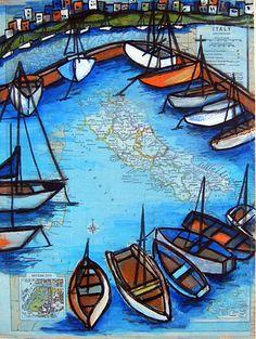 map art.....wow amazing