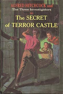 """""""The Three Investigators"""" -- another favorite book series as a preteen. I always wanted to have a secret headquarters in a salvage yard with secret tunnel/path entrances! TunnelTwo.com"""