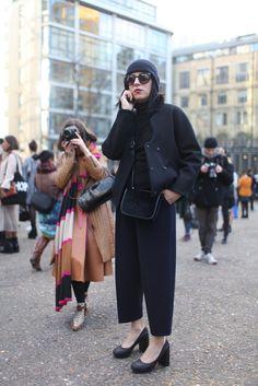 They Are Wearing: London Fashion Week | WWD