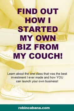 Find out how I started my own business from my couch! Learn about the one class that was the best investment I ever made, and how YOUcan launch your own business! Make Money From Home, Make And Sell, How To Make Money, Craft Business, Home Based Business, Lost My Job, Small Business Organization, Making A Vision Board, Secret Menu