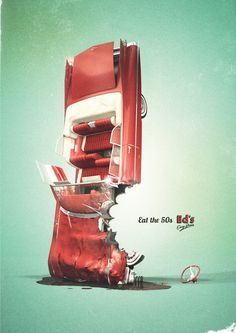 Ed's Easy Diner | Creative Ad Awards
