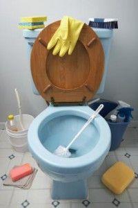 Ефикасни начини за почистване на тоалетната чиния в дома ви