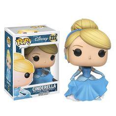 Cinderella Gown Version Pop! Vinyl Figure - Funko - Cinderella - Pop! Vinyl…