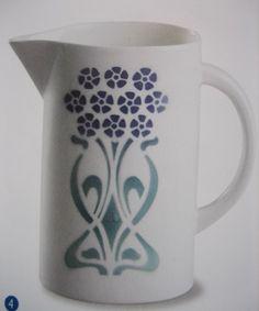 Arabia, jugend Vintage China, Retro Vintage, Art Nouveau, Art Deco, Vintage Kitchenware, Kettles, Finland, Vintage Designs, Scandinavian