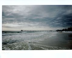 Popular on 500px : Gulf of Mexico on Instax Film by YrjKernen