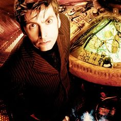 I just love the 10th Doctor