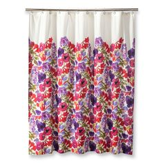 Boho Boutique� Boho Garden Shower Curtain