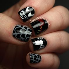 You're sure to find some inspiration for your favorite movie premiers or latest comic con appearance with these 27 nail designs.