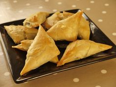 I don't usually go in for things that are a faff to make, and there is no denying these (or anything using filo pastry) are a faff to make. But occasionally, on a quiet weekend it is nice to have a...