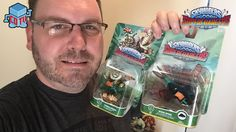 Skylanders SuperChargers Thrillipede & Buzz Wing Gameplay Livestream