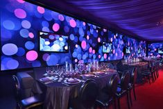 Warner Brothers and 'In Style' Golden Globe After-Party | SocialTables.com | Event Planning Software