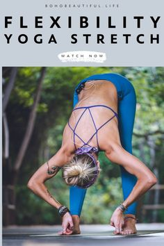 A 30 minute yoga class to increase flexibility, release tight hips,