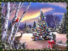 Beautiful Christmas Pictures eCards
