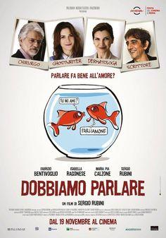Nelle sale dal 19 novembre, il film di Sergio Rubini affronta il tema del dialogo nelle coppie seguendo i toni della commedia all'italiana.