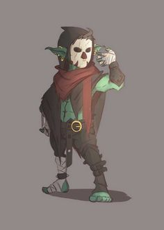Special gift: He has sticky fingers and can procure any single item in an item shop in Opulis or Ragtown Game Character Design, Fantasy Character Design, Character Concept, Character Inspiration, Character Art, Character Ideas, Dungeons And Dragons Characters, D D Characters, Fantasy Characters