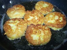 Man That Stuff Is Good!: Squash Fritters