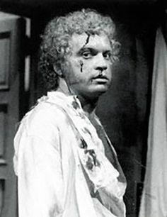 El gran actor Gustavo Rodriguez en el personaje historico Boves el Urogallo un Unitario de los años 70s de RCTV.