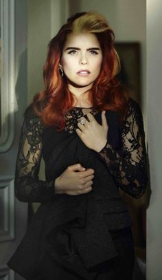 "Paloma Faith...I am amazed by her song ""just be"""