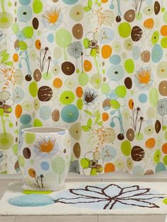 Retro Shower Curtains Bing Images Maybe