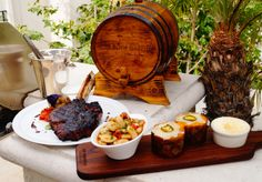 From Memorial Day to Labor Day 2014, enjoy our Weekend Barbecue menu at The Roof Garden, The Peninsula Beverly Hills. Available Saturdays & Sundays, from 5-9pm.