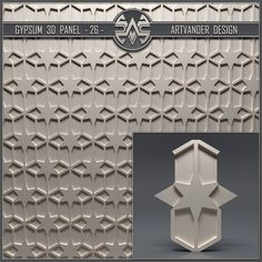 3d Wall Tiles, Material Library, 3d Wall Panels, Design System, Gypsum, Loft Design, 3 D, Texture, Luxury