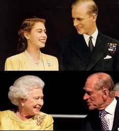 🇬🇧 Her Majesty Queen Elizabeth and His Royal Highness Prince Philip 🇩🇪 Royal Uk, Royal Queen, Royal Life, Royal House, King Queen, Princesa Elizabeth, Princesa Diana, English Royal Family, British Royal Families